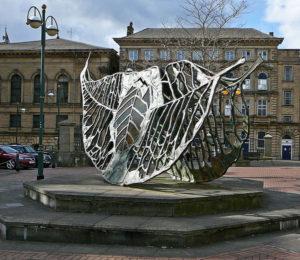 delius sculpture bradford